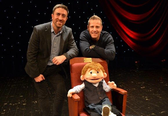 Paul Zerdin Named As Patron Of The Octagon's Name A Seat Campaign