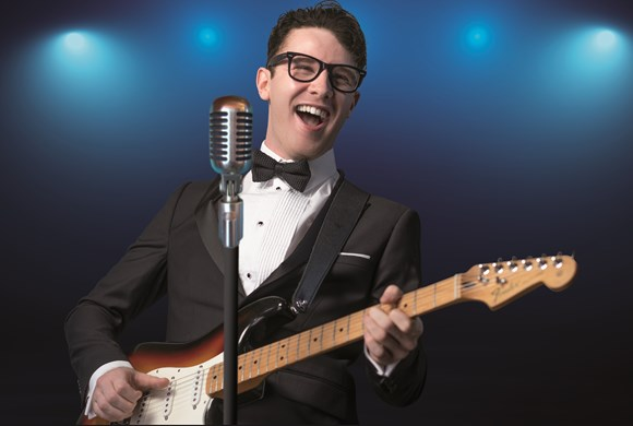 Buddy Holly and The Cricketers: Not Fade Away