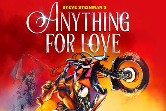 Steve Steinman's Anything For Love: The Meat Loaf Story