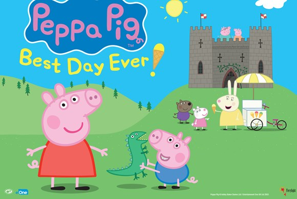 Peppa Pig Best Day Ever!