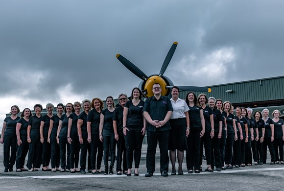 Yeovilton Military Wives Choir In Concert